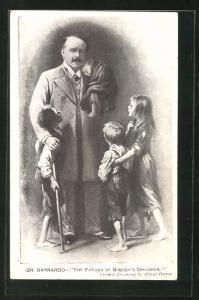 AK Dr. Barnardo, The Father of Nobody`s Children