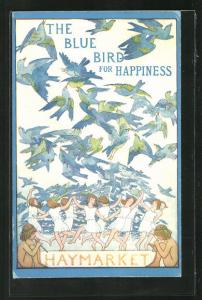 AK Haymarket, The Blue Bird for Happiness, Theater