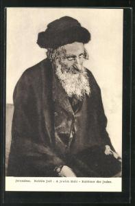 AK Jerusalem, Rabbin Juit