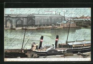 AK Kiel, Werft