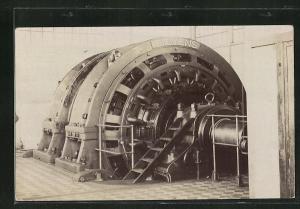 AK Siemens Maschine in einer Halle