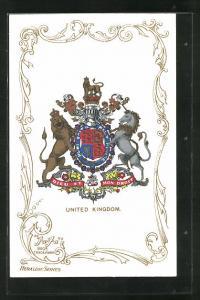 AK Wappen Dieu et mon Droit, United Kingdom