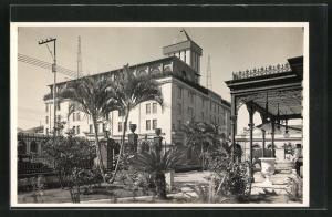 AK San José, Blick auf das Hotel