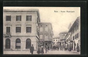 AK Buia, Piazza Municipale