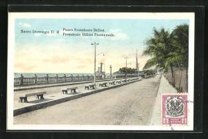 AK Santo Domingo, Paseo Presidente Billini