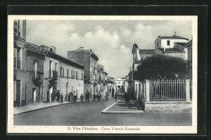 AK S. Vito Chietino, Corso Vittorio Emanuele
