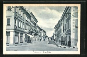 AK Palmanova, Borgo Udine, Strassenpartie