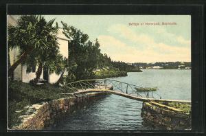 AK Hamilton, Bridge at Norwood