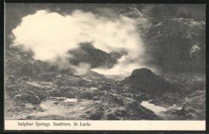 AK St. Lucia, Sulphur Springs, Soufriere
