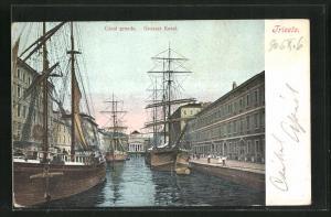 AK Trieste, Grosser Kanal