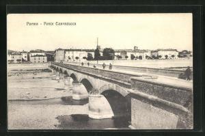 AK Parma, Ponte Caprazucca