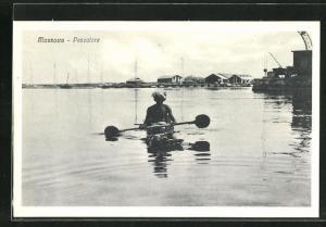 AK Massaua, Pescatore