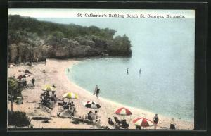 AK St. Georges, St. Catherine`s Bathing Beach