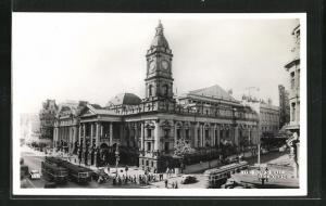 AK Melbourne, The Town Hall