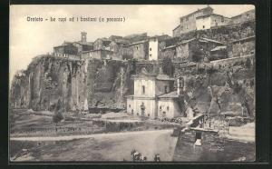AK Orvieto, Le rupi ed i bastioni