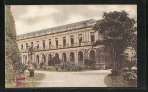 AK Trinidad, Colonial Hospital