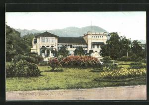 AK Trinidad, Government House