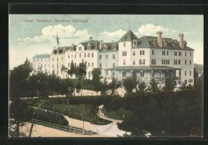 AK Hamilton, Hotel Hamilton