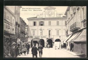 AK Salsomaggiore, Piazza Vitt. Emanuele