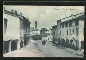 AK Faenza, Borgo d`Urbecco