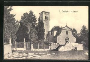 AK S. Daniele, Castello