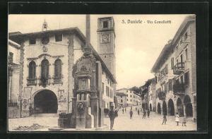 AK S. Daniele, Via Cavallotti