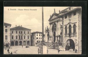 AK S. Daniele, Piazza Vittorio Emanuele