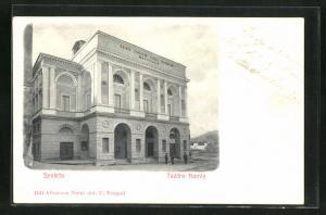 AK Spoleto, Teatro Nuovo