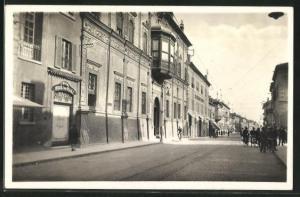 AK Ferrara, Corso Giovecca e Circolo Negozianti