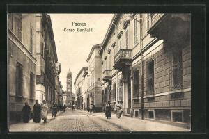 AK Faenza, Corso Garibaldi