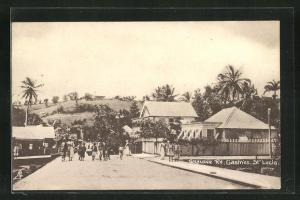AK Castries / St. Lucia, Chausee Road