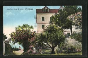 AK Bermuda, Hamilton Hotel Grounds