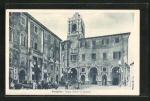 AK Senigallia, Piazza Roma - Il Comune