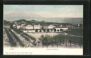 AK Ivrea, Caserma Lamarmora