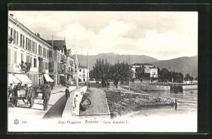 AK Baveno, Corso Umberto I.