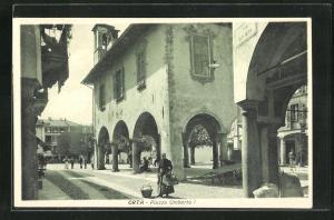 AK Orta, Piazza Umberto I.
