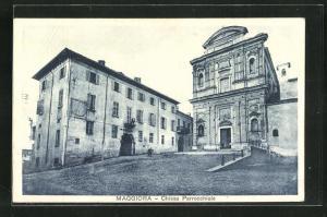 AK Maggiora, Chiesa Parrocchiale