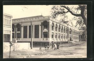 AK Dakar, Palais de Justice