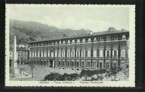 AK Massa, Piazza Umberto I., Palazzo Provinciale