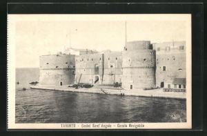 AK Taranto, Castel Sant` Angelo, Canale Navigabile