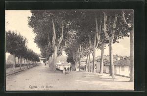 AK Lucca, Le Mura