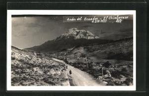 AK El Chimborazo, Andes del Ecuador, El Chimborazo