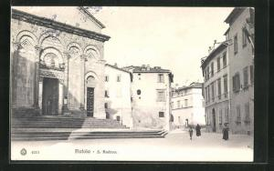 AK Pistoia, Chiesa S. Andrea