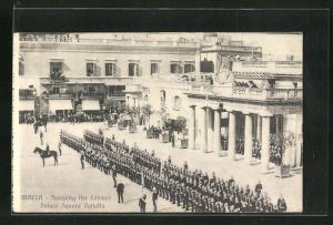 AK Malta, Trooping the Colours, Place Square Valletta