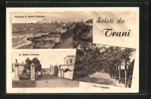 AK Trani, Penisola, S. Maria Colonna, Villa Comunale