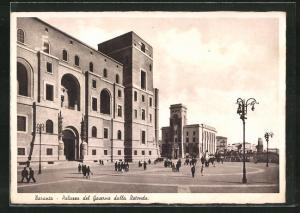 AK Taranto, Palazzo del Governo dalla Rotonda