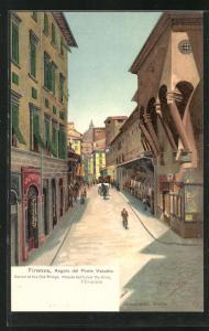 AK Firenze, Angolo del Ponte Vecchio