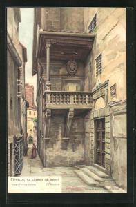 AK Firenze, La Loggetta del Vasari