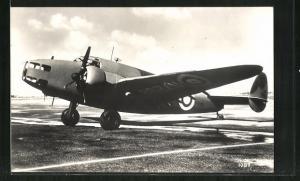 AK Kampfflugzeug vom Typ Lockheed Hudson