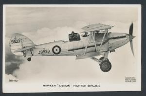 AK Hawker Demon Fighter Biplane